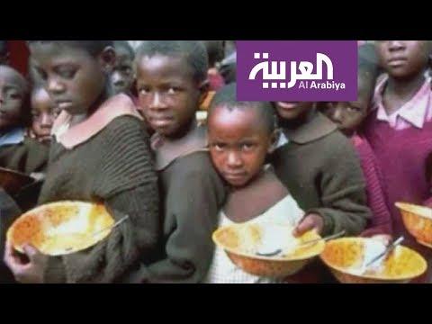 العرب اليوم - شاهد: اليوم العالمي للغذاء صراع بين الجوع والبدانة