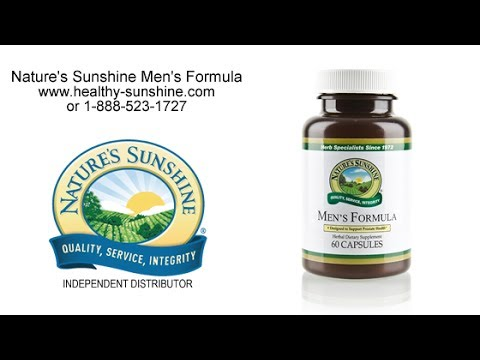 Men's Formula by Nature's Sunshine