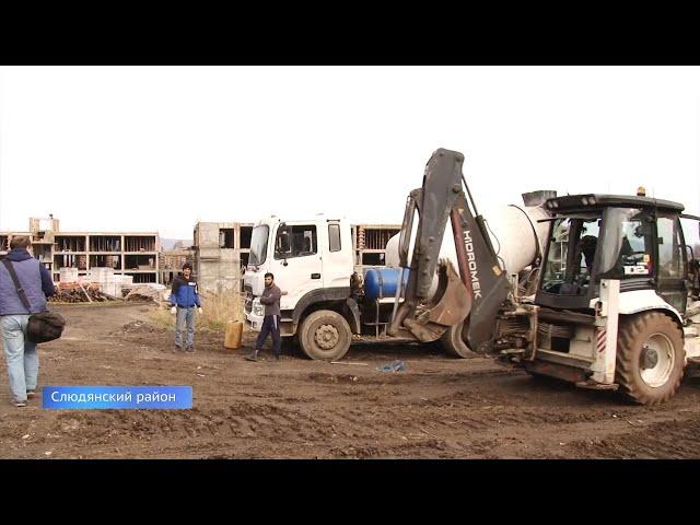 Здание новой школы в следующем году появится в Слюдянке