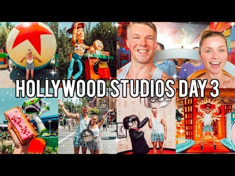 FLORIDA DAY 3: HOLLYWOOD STUDIOS & TOY STORY LAND - DISNEY WORLD VLOGS 2019 AD-Gifted Trip