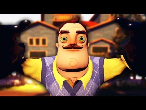HEY MR.WILSON! | Hello Neighbor #1
