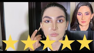 I WENT TO THE BEST REVIEWED MAKEUP ARTIST IN ABU DHABI ! رحت إلى افضل خبيرة مكياج في مدينتي