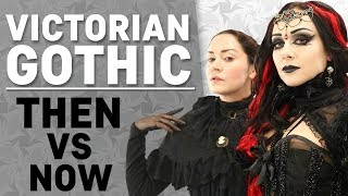 Victorian Gothic Style: 1800s Mourning Vs. Modern Goth