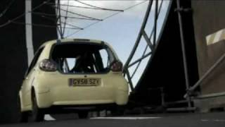 Fifth Gear Loop the Loop Car Stunt