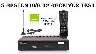 5 Besten DVB T2 Receiver Test 2021
