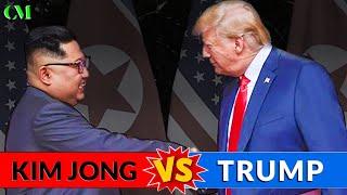 Donald Trump VS Kim Jong-un - ALPHA BATTLE Analysis