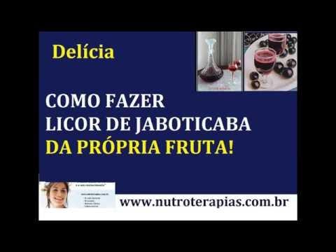 Licor de Jabuticaba - rec 6