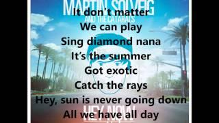 Martin Solveig Hey Now Lyrics