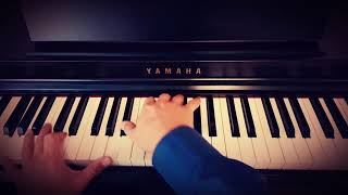 Karlı kayın ormanında...ZÜLFÜ LİVANELİ (Piyano cover)piyano ile çalınan şarkılar