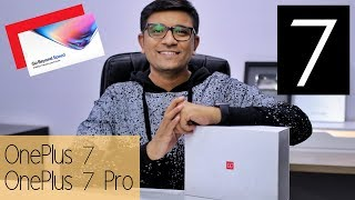 OnePlus 7 & OnePlus 7 Pro - Launch Event Tickets   Specs & Everything We Know!