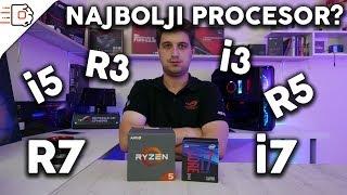 Najbolji procesori za Jul 2018- 4K