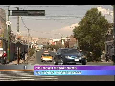TVMUNDO Arequipa: No son la solución