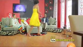 Gabriela Girma on Jossy In Z House Show