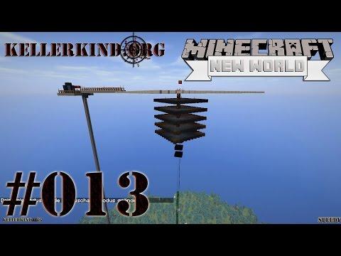 Minecraft: A New World #13 – Ein schattiges Plätzchen ★ Let's Play Minecraft SMP [HD|60FPS]