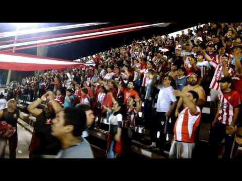 """""""Jarillero a mi la 7 me da risa"""" Barra: Los Leones del Este • Club: San Martín de Mendoza"""
