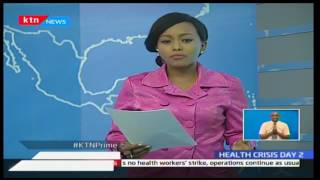KTN Prime: Doctors walk out of talks with Health Ministry officials as 3 patients die in Mombasa