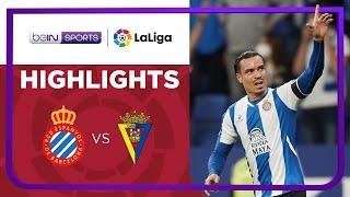 Espanyol 2-0 Cadiz Pekan 9