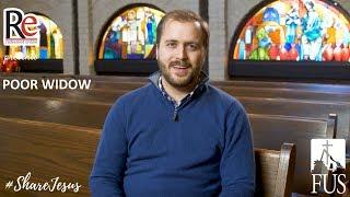 ShareJesus Lent 2018 #37: Poor Widow