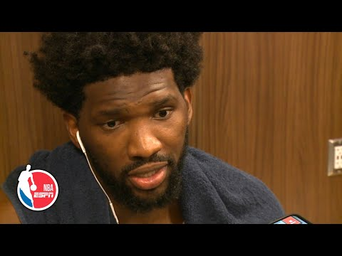 Joel Embiid on suspension: 'It's never going to happen again' | NBA Sound