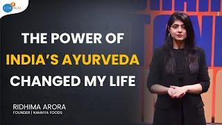 How To Identify A Multi-Crore Business Idea? | Ridhima Arora | Josh Talks