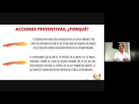 RUEDA DE PRENSA - ACCIONES DE LA PERSONERÍA DURANTE TEMPORADA DE COVID-19