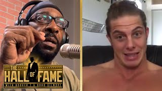 Booker T Reacts to Matt Riddle's Comments about him & WCW Stars