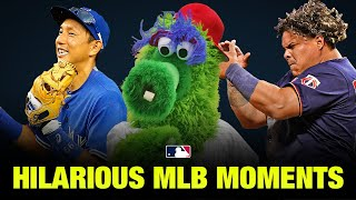 All-time Hilarious MLB Moments!