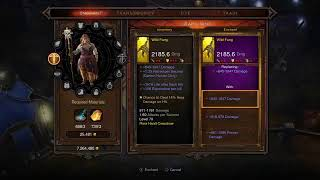 Diablo 3 doing rift on master
