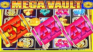 "MY MOST ELECTRIFYING JACKPOT EVER!! * AMAZING HANDPAY ""MEGA VAULT!"" W/ CINDY!! * BRENT SLOTS"