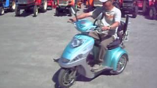 Triciclete Adulti - Electrice Sau Cu Platforma