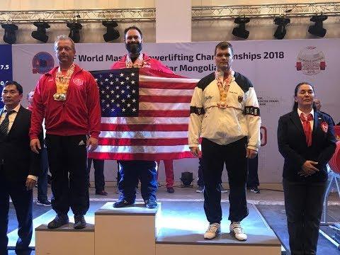 Влог немца из Монголии. Чемпионат мира по пауэрлифтингу в Улан-Баторе