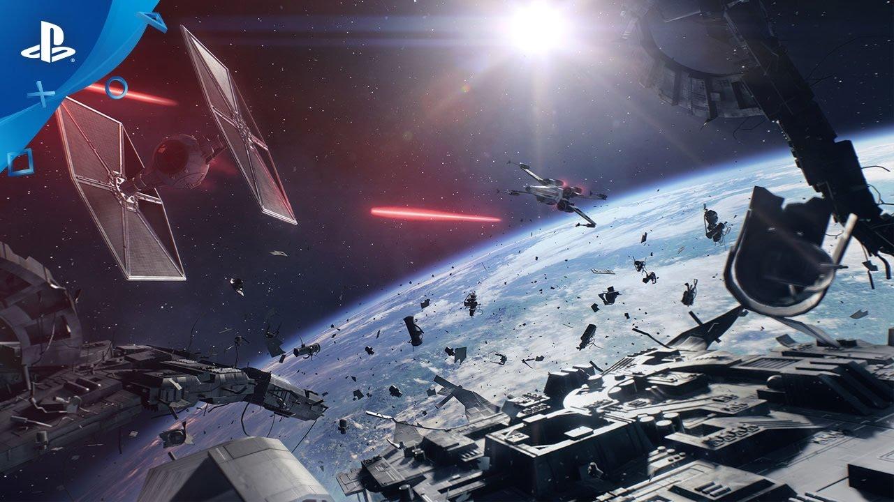 Star Wars Battlefront II: Massive Worlds and Moral Dilemmas