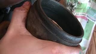 Замена передней ступицы на газели