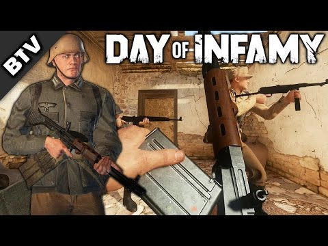 THE RECIPE FOR SUCCESS | Day of Infamy Gameplay