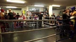Supremacy Amateur League I -  Nick Mansell vs Remy Zanga