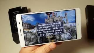Doogee Y6 Max полный честный обзор с тестами телефона камеры  на русском языке