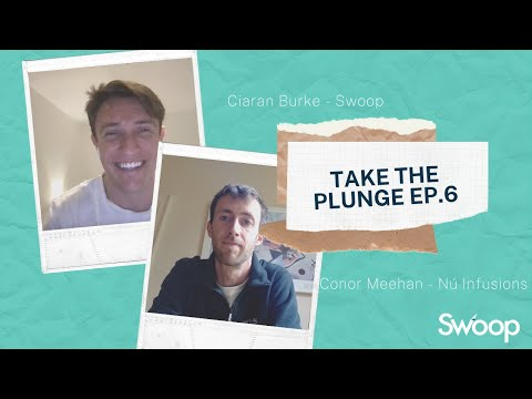 Nú Infusions - Conor Meehan   Take The Plunge Podcast