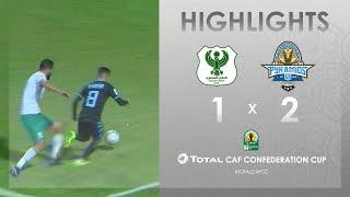CC CAF : Al Masry 1-2 Pyramids