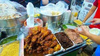 Đây là lý do triệu người mê Quán xôi mặn Đùi gà Khổng lồ nổi tiếng 10 năm ở Sài Gòn