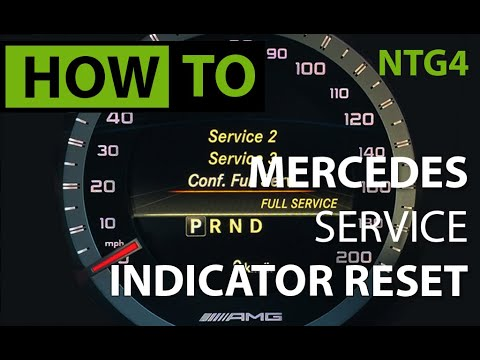 Mercedes How to fully deactivate ESP OFF W212 W204 W218 C218