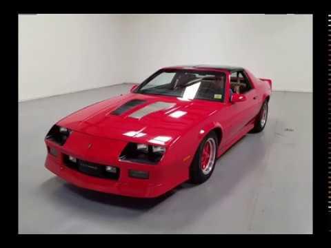 Video of '87 Camaro - OP9Q