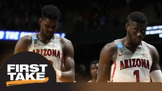 First Take reacts to Arizona
