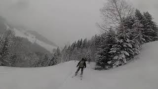 Skitour Marbachhöhe 2018