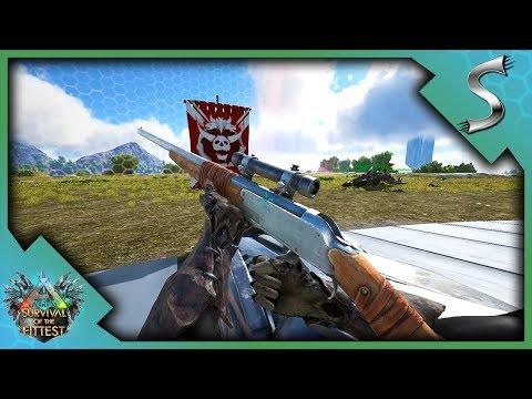 Ascendant compound bow expensive blueprint op weapon ark: survival