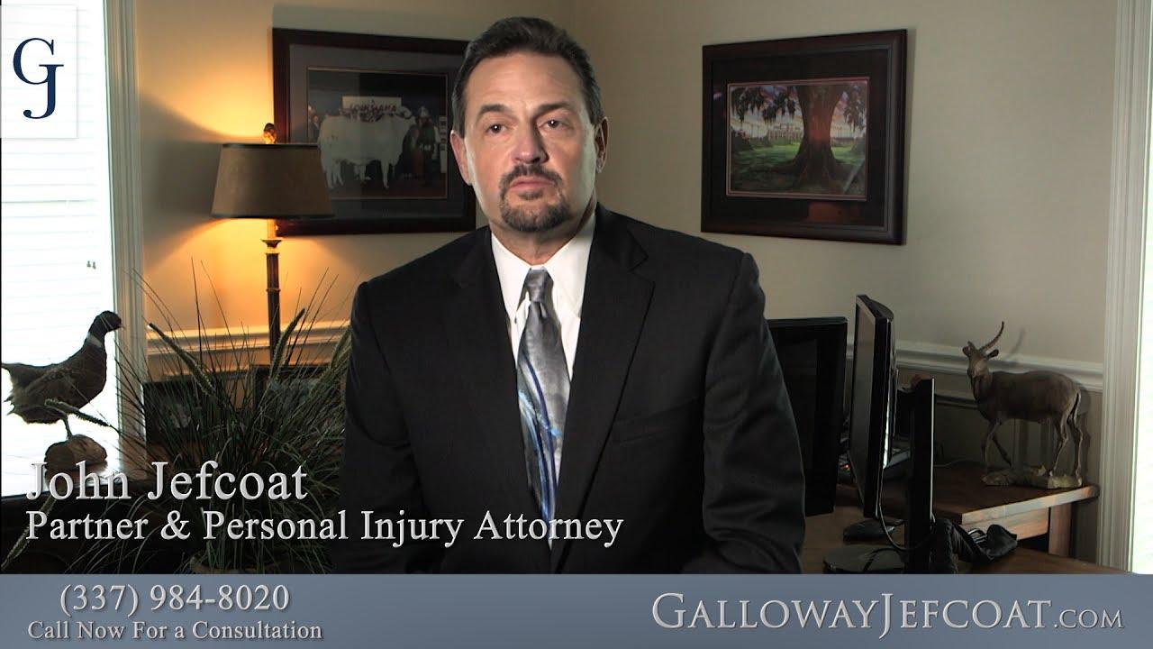 Meet Personal Injury Attorney John Jefcoat