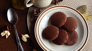 Chocolate Peanut Butter Cookies Recipe | The Sweetest Journey