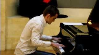 Ludwig van Beethoven : Sonate n°14, Opus 27 n°2 - III : Presto Agitato