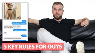 5 Tinder Rules For Guys in 2020 (Essential Tips)