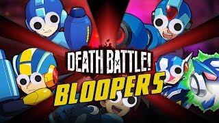 Mega Man Battle Royale BLOOPERS!