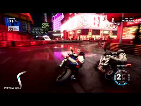 RIDE 3 - First Full Gameplay thumbnail